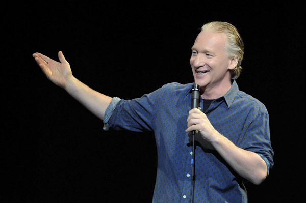 Bill Maher. Photo credit: David Becker/Wireimage