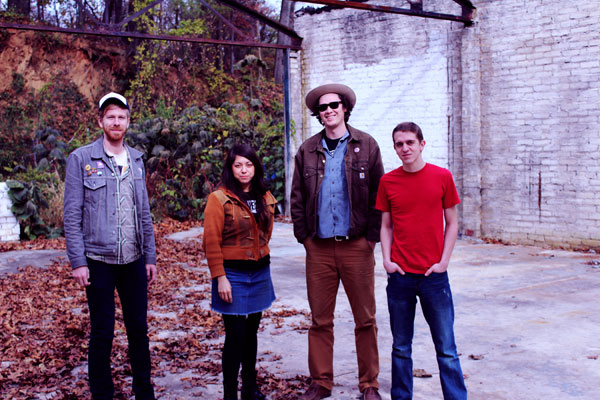 Reed Turchi & the Caterwauls. Photo by Aaron Fryar