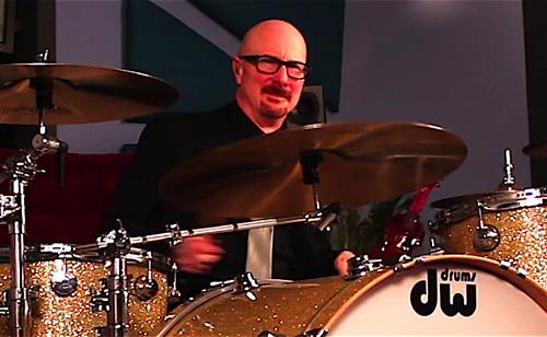 ARW drummer Lou Molino