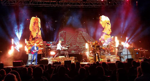 Yes Drummer Alan White on Yes' Past, Present and Future